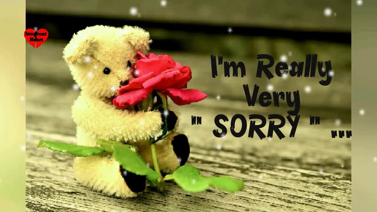 i am sorry whatsapp status || forgive me status || feeling sorry