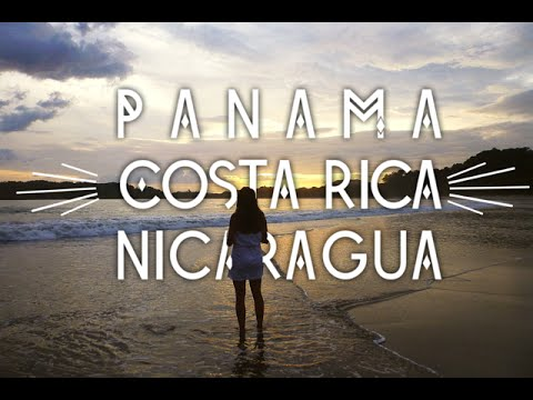 Panama, Costa Rica and Nicaragua