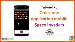 Créez une application mobile Space Invaders ! (Android) (Etape 1/2)