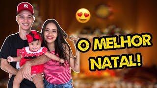 PRIMEIRO NATAL COM A NOSSA BABY! | Loving Couple