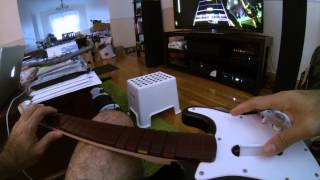 Xbox 360 Rock Band 2 Special Edition - Guitar Test
