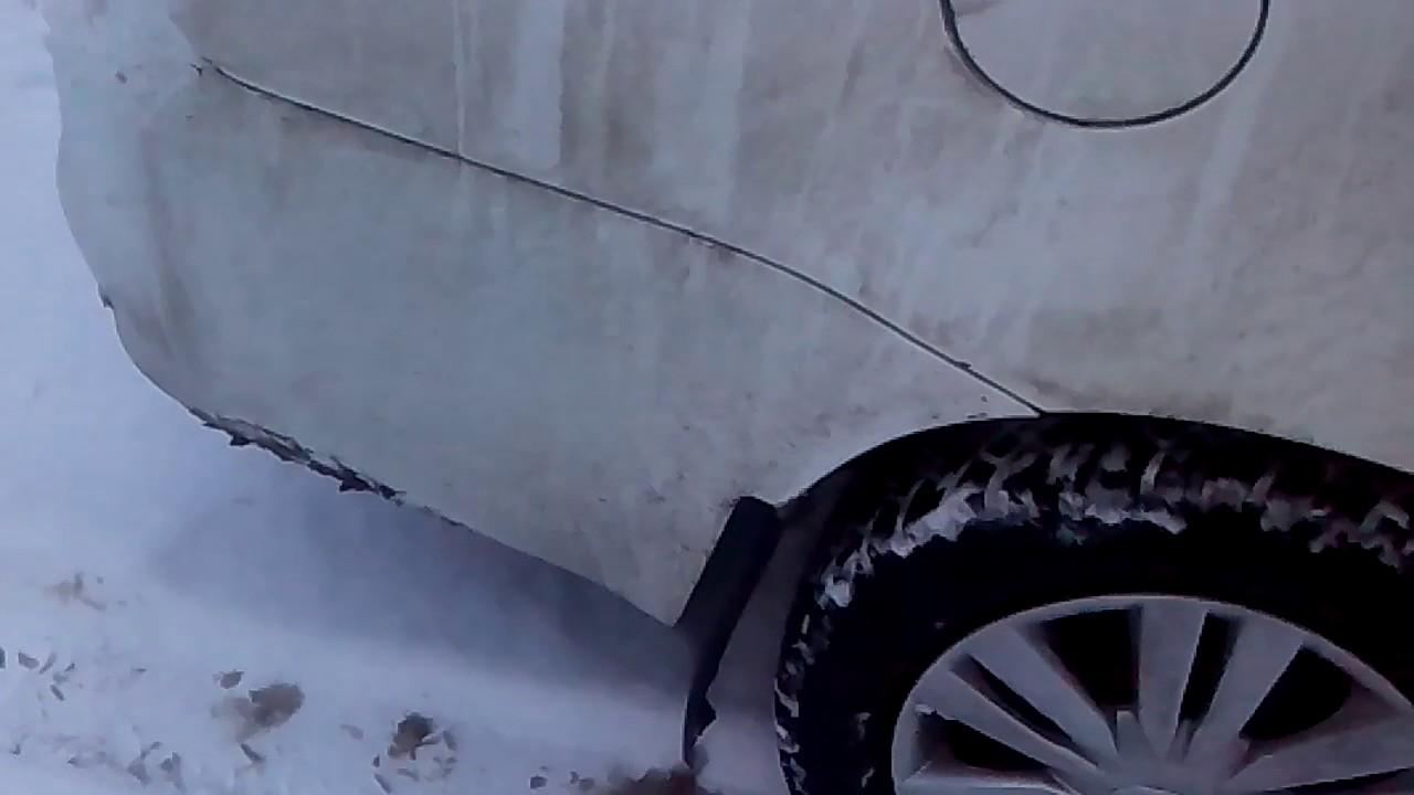 Испанец купил машину Датсун Он До до слёз - YouTube
