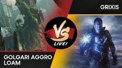 VS Live! | Golgari Aggro Loam VS Grixis | Modern | Match 1