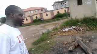 "Festac Town Nigeria  ""Tour of Nigerian Neighborhood"""