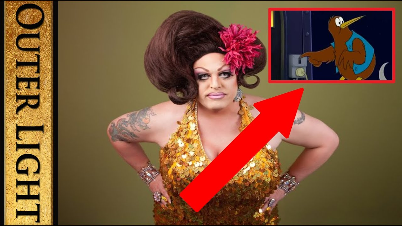"Question: What % of ""reality"" shows on TVNZ are drag queen shows? - The Outer LIght"