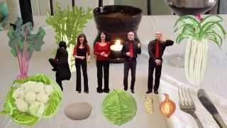 QUINTETTO NIGRA Bagna Caoda Calypso-Dixie Official Video
