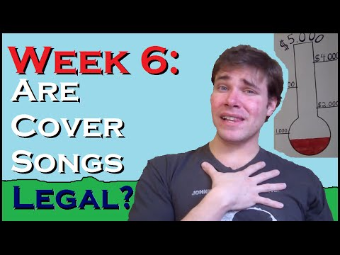"Week 6: Are Cover Songs Legal? - ""Whiskey Intermission"""