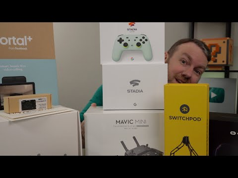 Massive New Year Unboxing! (Digging Into My Backlog)