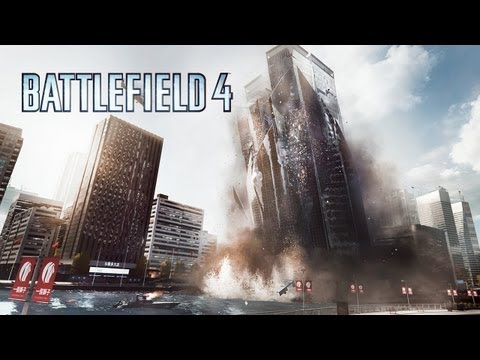 Battlefield 4 Gamescom video explains how 'Levolution' changes the way you play