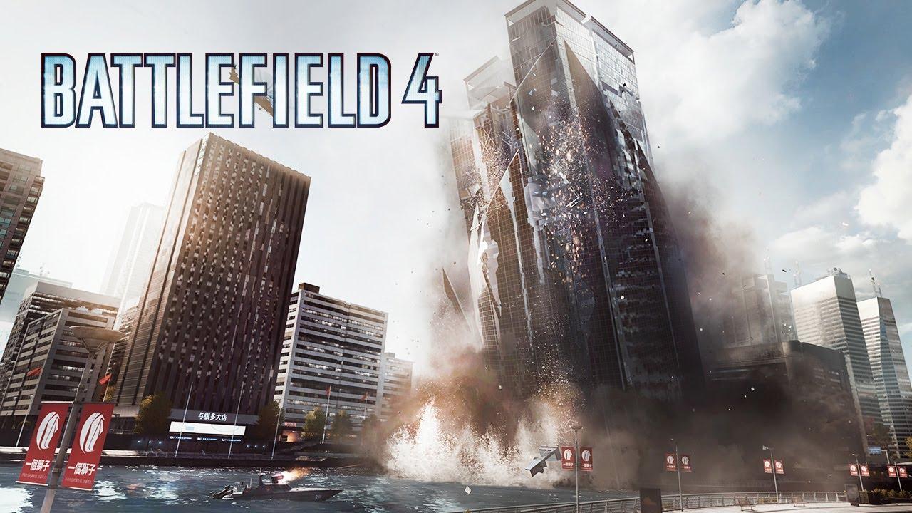 Battlefield 4: Official Levolution Features Video