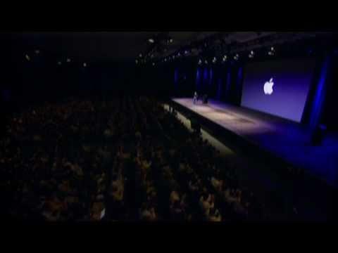 Steve Jobs introducing the first iPhone (MacWorld 2007)