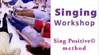 Singing Workshop Ορθοφωνία - Φωνητική   Τραγουδόκυκλος©