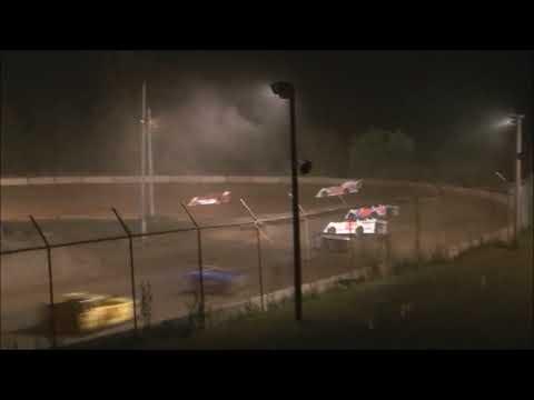 Legendary Hilltop Speedway Late Model Feature --9-15-2017