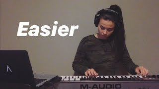 5 Seconds of Summer - Easier (piano cover & sheet music)