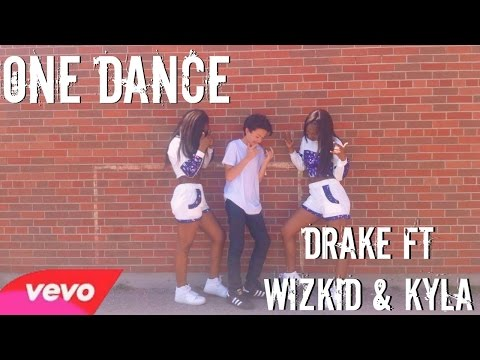 ONE DANCE - Drake Ft Kyla & Wizkid (Alex Aiono Cover) Dance Cover Twin Version