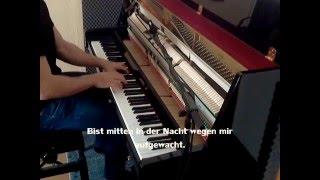 AnnenMayKantereit - Oft gefragt (piano cover)
