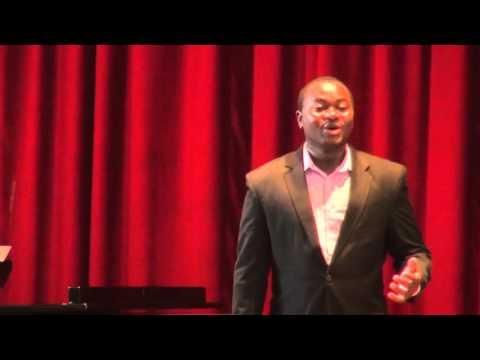 Lawrence Barasa - UN AURA MOROSA by Mozart
