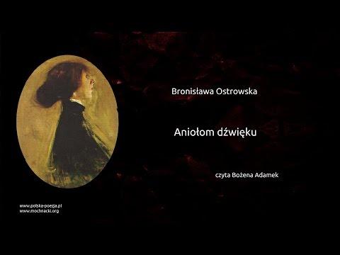 Bronisława Ostrowska - [Płyną biali obłokowie...]
