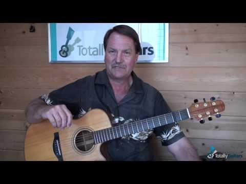 Crazy Mama - Guitar Lesson Preview