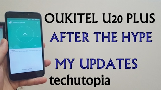 oukitel U20 Plus after the hype/NEW Updates/OTA/after review(Fixes,bugs,issues,quick review)MT6737T