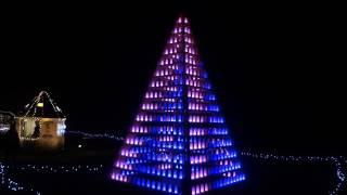 Showa Kinen Park Holiday Illumination 2015 Tachikawa