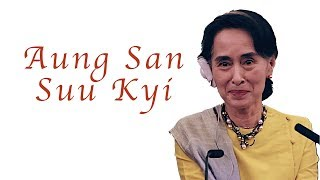 Aung San Suu Kyi on the Rohingya Muslims
