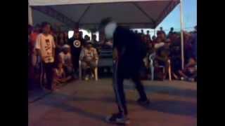Bboy Flash - Servo de Jesus Crew