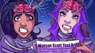 THIS GAME KNOWS YOUR DARKEST FEARS? | The Watson-Scott Test