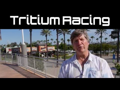 ASK Tritium - Retracting Foils onboard  for the Transpac by Gino Morelli