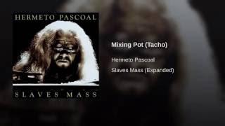 Mixing Pot (Tacho)