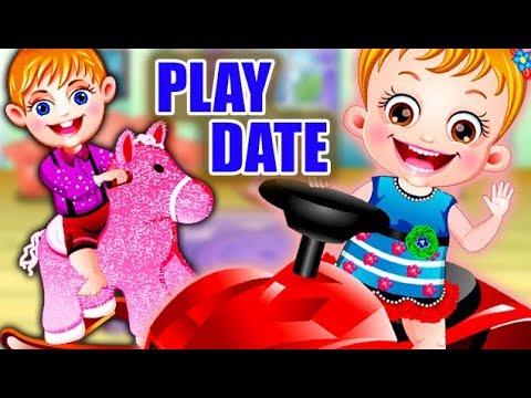 Baby Hazel Playdate for Kids | Fun Game Videos By Baby Hazel Games