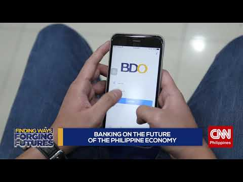 BDO: Banking on the future of the Philippine economy