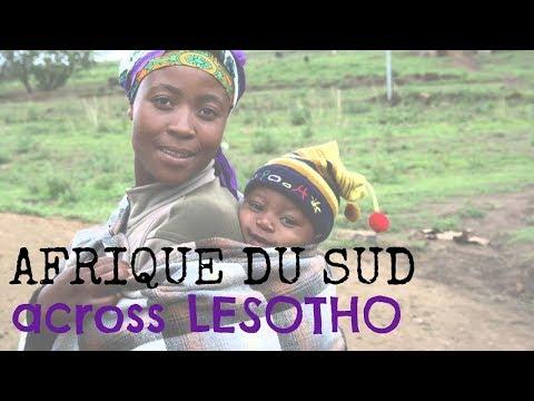 Voyage Afrique du Sud : traversée du Lesotho