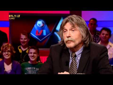 VI 06-05-11 - 'Wielrenner' Johan Derksen haat de postbode