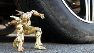 CAR VS IRON MAN 5 thumbnail