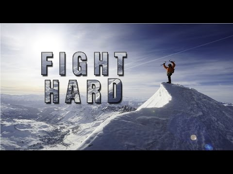 Hard Motivational Rap Instrumental - ''Fight Hard'' (Synetic Beats Collab)