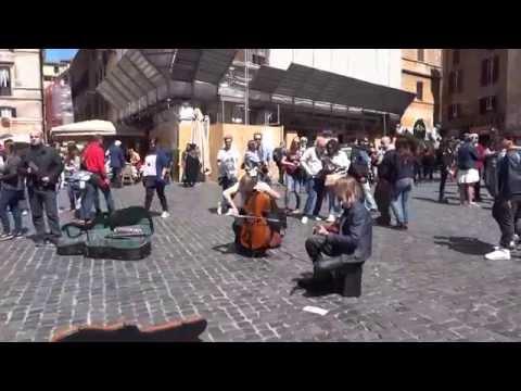 Forum ,Rome Italy  18-4-14 פורום רומא איטליה