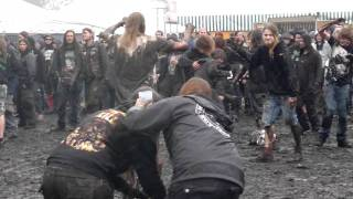 Last Days Of Humanity - Live at Deathfeast open air 2011 (part 3 of 3)