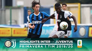 INTER 5-1 JUVENTUS | PRIMAVERA HIGHLIGHTS | A five-star show from the Nerazzurri!