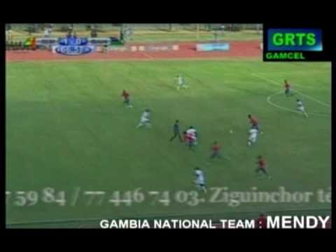 Matthew Mendy (vs. Diouf) Senegal