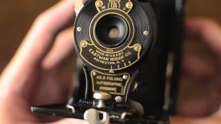 No. 2 Autographic Brownie Camera, Eastman Kodak Co.