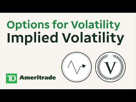 Implied Volatility And Options | Options For Volatility Course