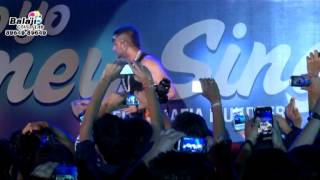 Yo Yo Honey Singh In Indore By BalajiColourLab Full HD Video