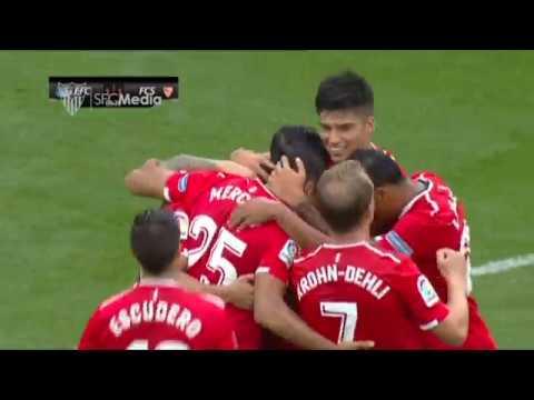 Everton FC 2 Sevilla FC 2