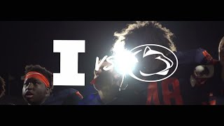 Illinois Football vs Penn State   Game 4 Trailer