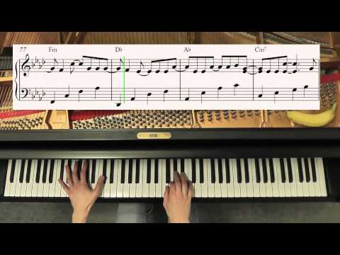 Human - Christina Perri - Piano Cover Video by YourPianoCover