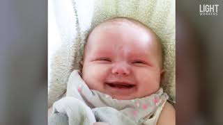 Funny Babies Laughing Video Compilation