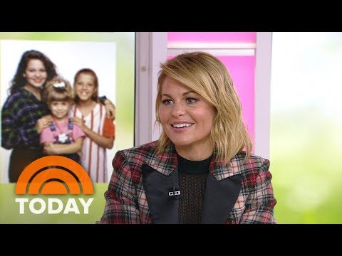 Candace Cameron Bure On 'Fuller House,' New Book, And Co-Starring With Her Daughter Natasha | TODAY