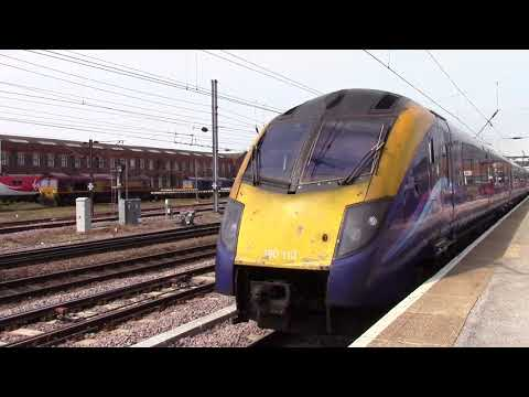 West Coast and Cross Country Diversions  - Doncaster