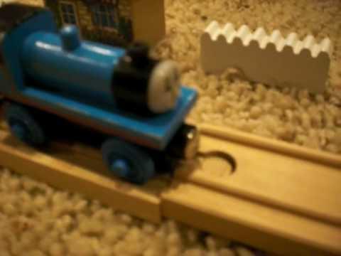 Edward The Great Thomas Friends Wooden Railway Remake